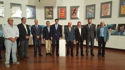 La Seu d'Urgell commemora el 25è aniversari dels Jocs Olímpics Barcelona '92