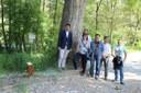 La Seu d'Urgell difon la vegetació dels parcs del Segre i del Valira i senyalitza 12 arbres singulars