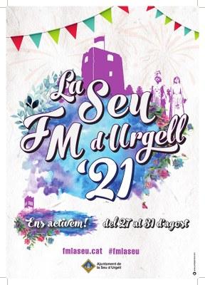 La Seu d'Urgell fa una valoració positiva d'una Festa Major alterada per la pandèmia