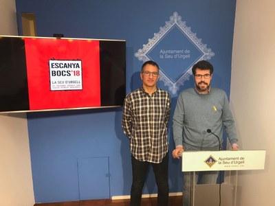 La Seu d'Urgell ho té tot a punt per l'onzena edició de l'Escanyabocs, la festa dels esports a la natura del sud d'Europa