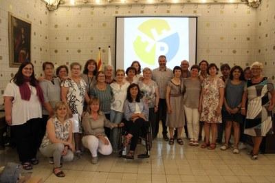 La Seu d'Urgell homenatge als voluntaris del Pla Educatiu d'Entorn del curs 2018-2019