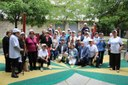 La Seu d'Urgell inaugura el nou espai lúdic i de salut per a la gent gran a la plaça Lleteries