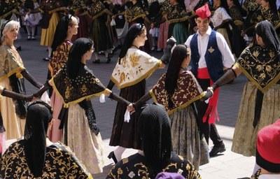 La Seu d'Urgell inicia dilluns els assajos del Ball Cerdà