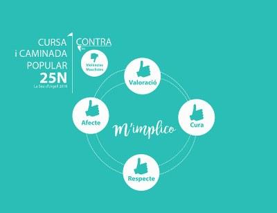 La Seu d'Urgell organitza una cursa-caminada popular per commemorar el 25N