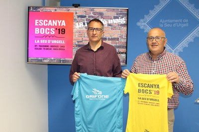 La Seu d'Urgell presenta l'Escanyabocs'19, la 12a edició de l'esdeveniment esportiu en el medi natural singular i únic al Pirineu