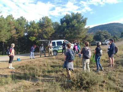 La Seu d'Urgell realitza el seu primer BioBlitz al Pla de les Forques