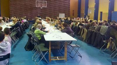 La Seu d'Urgell recull prop de 7.000 euros en les activitats en favor de La Marató de TV3