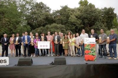 La Seu d'Urgell reedita les tres flors d'honor de Viles Florides