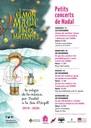 La Seu d'Urgell s'omple aquesta setmana de música al carrer amb els petits concerts de Nadal