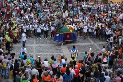 La Seu d'Urgell tanca una Festa Major 2019 amb èxit de participació i de públic