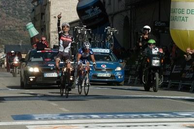 La Seu d'Urgell tindrà una sortida d'etapa a la Volta 101
