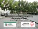 La Seu d'Urgell acull el 24è Campionat de Petanca per a persones amb discapacitat intel·lectual