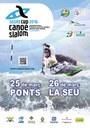 La Seu d'Urgell acull la segona jornada de la Segre Cup Canoe Slalom 2016