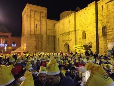 La Seu d'Urgell celebra diumenge la 9a edició de la Sant Silvestre