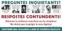 La Seu d'Urgell celebra l'acte central per commemorar el Dia Internacional per a l'Eliminació de la Violència Masclista