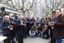 La Seu d'Urgell celebra Sant Antoni amb el repartiment de més de 7.000 racions d'escudella