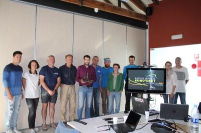 La Seu d'Urgell comença el compte enrere per celebrar el Congrés Europeu d'Esports i Natura 2017