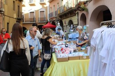 La Seu d'Urgell de ple amb les 'Botigues al Carrer'