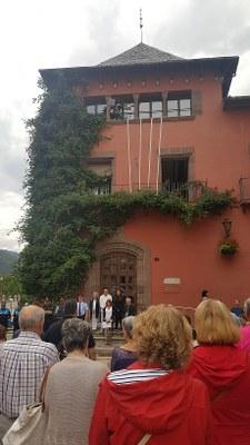 La Seu d'Urgell homenatja les víctimes dels atemptats del 17A