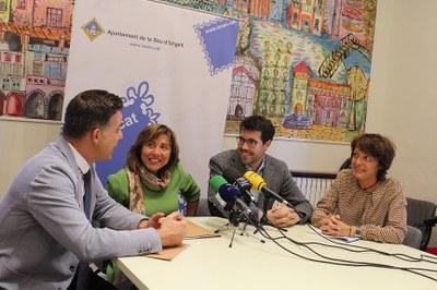 La Seu d'Urgell i Andorra la Vella presentaran candidatura conjunta per a organitzar els Jocs Special Olympics del 2018