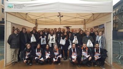 La Seu d'Urgell pionera en l'eliminació de bosses de plàstic en comerços i supermercats