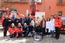 La Seu mostra la seva solidaritat en la jornada de donació de sang dels Bombers