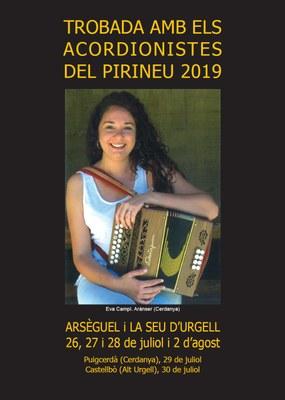 La Trobada amb els Acordionistes del Pirineu arrenca divendres amb 15 concerts i més de 70 músics de 16 països
