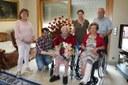 La urgellenca Maria Bastida Nebot rep la Medalla Centenària pels seus 100 anys