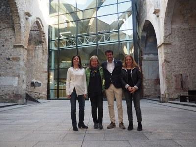 L'Ajuntament de la Seu projecta la redistribució dels espais de la Biblioteca Sant Agustí