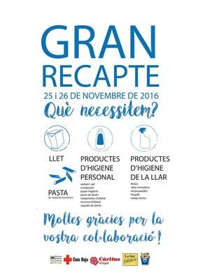 L'Alt Urgell, de ple amb el Gran Recapte dels Aliments