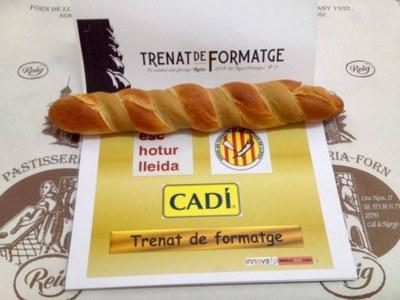 L'Alt Urgell tindrà el seu propi pa, elaborat amb formatge Urgèlia i mantega Cadí