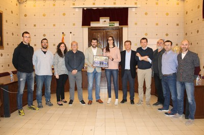 L'equip Cadí la Seu agraeix la col·laboració de l'Ajuntament de la Seu d'Urgell