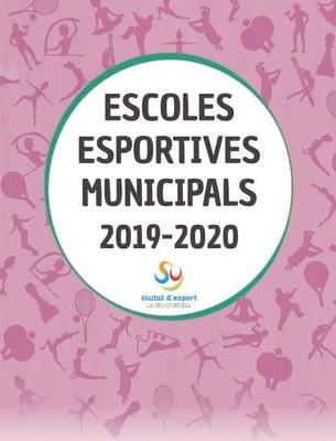 Les Escoles Esportives Municipals iniciaran el nou curs amb 19 activitats físiques adreçades a totes les edats