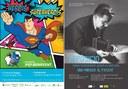 Les exposicions 'Herois i Superherois'  i 'Una mirada al passat' obtenen rècord de visitants