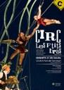 Les P'tits Bras amb Yldor Llach arriben a la Seu d'Urgell amb l'espectacle de circ aeri  'L'Odeur de la Sciure'