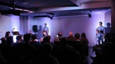 L'espectacle benèfic 'Muntanyes d'acollida', dirigit per Joel Pla, recapta 320 euros per Aliments per la Solidaritat