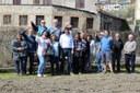 Lliurades les claus als nous hortolans dels horts socials de la Seu d'Urgell