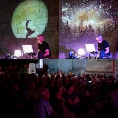 Lluís Fortuny presenta a la Seu d'Urgell l'espectacle 'Connexions Poètiques'