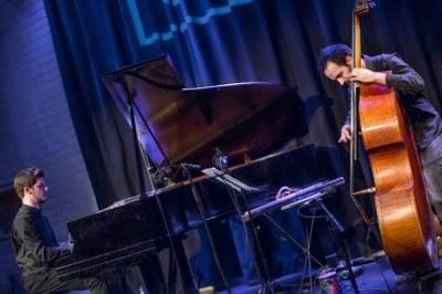 Marco Mezquida i Manel Fortià porten el millor jazz a la Seu d'Urgell
