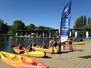 Més de 100 alumnes de l'Alt Urgell participaran a la jornada GetWet al Rafting Parc de la Seu d'Urgell