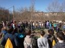 Més de 160 alumnes de la Seu d'Urgell commemoren el Dia Mundial de l'Arbre