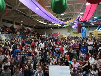 Més de 3.500 participants en les diferents propostes familiars de Nadal organitzades per la Regidoria d'Infància i Joventut