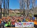 Més de 300 alumnes de la Seu d'Urgell participen en la 2a Trobada Lúdico-Esportiva al Parc del Segre