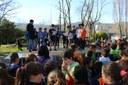 Més de 300 alumnes de primària de la Seu d'Urgell celebren una trobada esportiva i lúdica al Rafting Parc