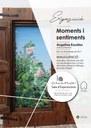 'Moments i sentiments', mostra de pintura d'Angelina Escolies a la sala la Cuina