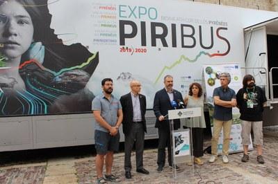Obre les portes el PIRIBUS a la Seu d'Urgell amb l'exposició itinerant 'Viatge al cor dels Pirineus'