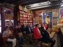 Padrins i padrines de la Seu d'Urgell visiten les botigues museu de Salàs de Pallars