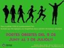 Portes obertes del 12 de juny al 3 de juliol de l'activitat esportiva municipal de condicionament físic