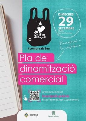 Presentació pública del Pla de Dinamització Comercial de la Seu d'Urgell