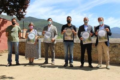 Presentat el projecte de dinamització de la xarxa de camins pels voltants de la Seu d'Urgell